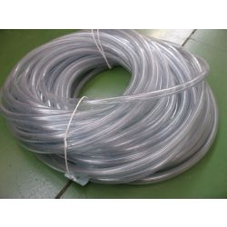 MANGUERA PVC TRANSP. 10x14 MM -METRO-